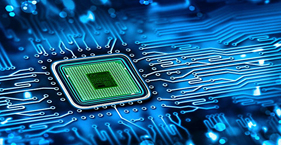 photo of semiconductor